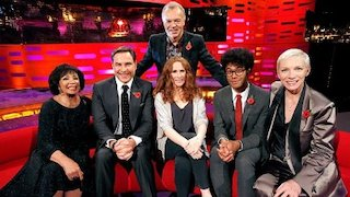 Watch The Graham Norton Show Season 15 Episode 5 - Shirley Bassey, Davi... Online