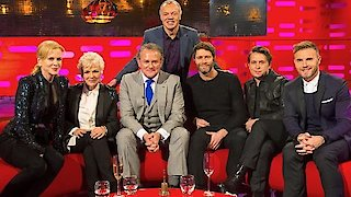 Watch The Graham Norton Show Season 15 Episode 7 - Nicole Kidman, Julie... Online