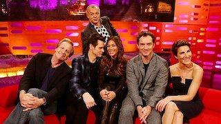 Watch The Graham Norton Show Season 15 Episode 8 - Jim Carrey, Jude Law... Online
