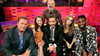 Watch The Graham Norton Show Season 15 Episode 24 - Arnold Schwarzenegge... Online