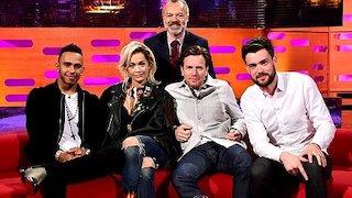 Watch The Graham Norton Show Season 15 Episode 25 - Lewis Hamilton, Jack... Online