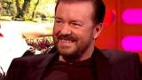 Watch The Graham Norton Show Season  - Ricky Gervais Reveals Details of David Brents Tragic Life Online