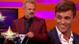 Watch The Graham Norton Show Season  - Tom Daley Discusses Danger of Dislodging from His Tiny Speedos Online
