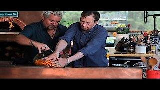 Watch Guy's Big Bite Season 19 Episode 8 - Pickle-Fried Chicken Online