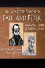 The Lives of the Apostles Paul and Peter