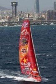 Barcelona World Race 2007/2008