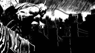 Watch Batman Black and White Motion Comics Season 2 Episode 5 - Legend / Blackout Online