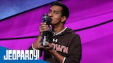Watch Jeopardy! - Dhruv Gaur, 2018 College Champion | JEOPARDY! Online