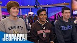 Watch Jeopardy! - J!FF = Jeopardy! Friends Forever| JEOPARDY! Online