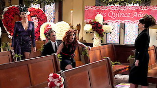 Watch Will & Grace Season 9 Episode 6 - Rosario's Quinceaner... Online