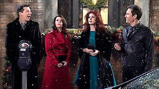 Watch Will & Grace Season 9 Episode 7 - A Gay Olde Christmas Online