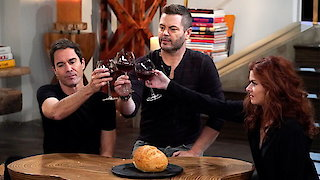 Watch Will & Grace Season 9 Episode 8 - Friends and Lover Online