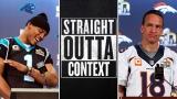 Watch Fox Sports Season  - Straight Outta Context: Peyton Manning vs. Cam Newton | Super Bowl 50 Online