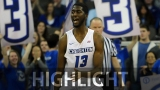 Watch Fox Sports Season  - Cole Huff powers Creighton past DePaul for 88-66 win - College Basketball Highlight Online