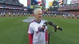 Watch Fox Sports Season  - Glenn Close sings national anthem at Mets game Online
