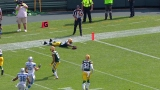 Watch Fox Sports Season  - Ty Montgomerys brilliant play gives Packers ball at 40 yd line Online