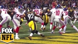 Watch Fox Sports Season  - Mike Pereira calls out Jason Whitlock over holding penalty in Steelers-Giants Week 13 game Online