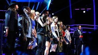 Watch The Voice Season 10 Episode 18 - Live Top 12 Eliminat... Online