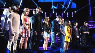 Watch The Voice Season 10 Episode 20 - Live Top 11 Eliminat... Online