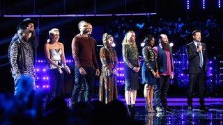 Watch The Voice Season 10 Episode 24 - Live Top 9 Eliminati... Online