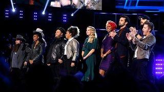 Watch The Voice Season 11 Episode 20 - Live Top 11 Eliminat... Online