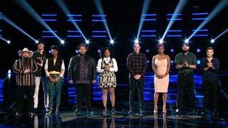 Watch The Voice Season 11 Episode 22 - Live Top 10 Eliminat... Online