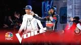 Watch The Voice Season  - Missy Elliott and Pharrell Williams: