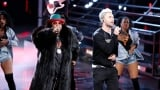 Watch The Voice - Big Boi and Adam Levine: