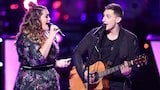 Watch The Voice - Amber Sauer vs Jorge Eduardo:
