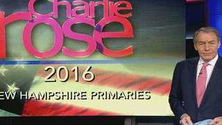 Watch Charlie Rose Season 24 Episode 99 - The New Hampshire Pr... Online
