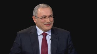 Watch Charlie Rose Season 25 Episode 53 - Mikhail Khodorkovsky Online