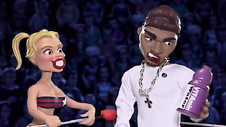 Watch Celebrity Deathmatch Season 6 Episode 7 - Hilary Duff vs. Lind... Online