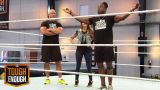 Watch WWE Tough Enough Season  - Booker T cracks up the crew: WWE Tough Enough Digital Extra, August 25, 2015 Online