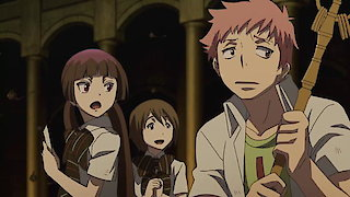 Watch Blue Exorcist Season 1 Episode 25 - Time, Stop Online