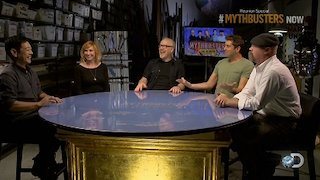 Watch MythBusters Season 19 Episode 10 - The MythBusters Reun... Online