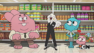 Watch The Amazing World of Gumball Season 8 Episode 10 - The Fury Online
