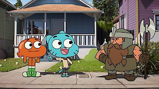 Watch The Amazing World of Gumball Season 9 Episode 2 - The Guy Online