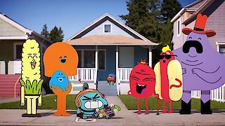 Watch The Amazing World of Gumball Season 9 Episode 10 - The Loophole Online