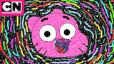 Watch The Amazing World of Gumball - The Amazing World of Gumball | Coloring Challenge | Cartoon Network Online