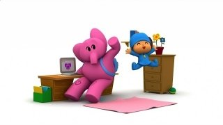 Watch Pocoyo Season 3 Episode 11 - Pocoyo Practices Spo... Online