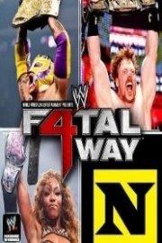 WWE: Fatal 4 Way [HD]
