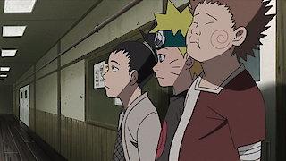 Watch Naruto Shippuden Season 9 Episode 482 - Gaara and Shikamaru Online