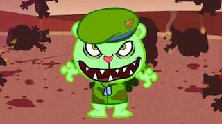 Watch Happy Tree Friends Season 1 Episode 13 - Thirteen Eyes on Me Online