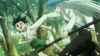 Watch Hunter X Hunter Season 2 Episode 76 - Reunion X and X Unde... Online