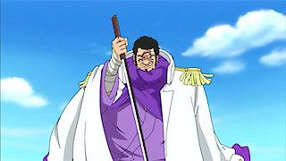 Watch One Piece Season 11 Episode 744 - No Way Out! Admiral ... Online