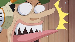 Watch One Piece Season 11 Episode 747 - The Silver Fortress!... Online