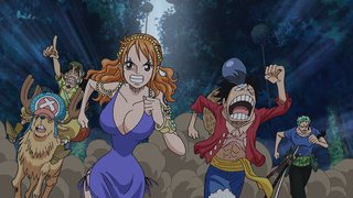 Watch One Piece Season 11 Episode 767 - A Volatile Situation... Online
