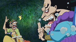 Watch One Piece Season 11 Episode 769 - A Red Stone! A Guide... Online