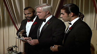 Watch The A-Team Season 5 Episode 11 - The Spy Who Mugged M... Online
