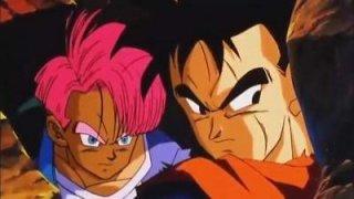 Watch Dragon Ball Z Season 5 Episode 164 - Ghosts from Tomorrow Online